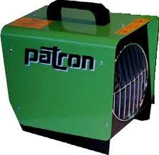 HEATER, PATRON ELEC. E1.5