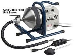 SNAKE - 30' DRAIN CLEANER ELECTRIC